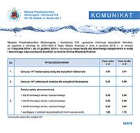 MPWiK - Komunikat - 2014