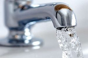 przyłącze wody ikanalizacji